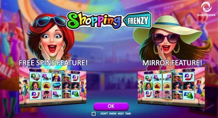 Shopping Frenzy free slots win real money