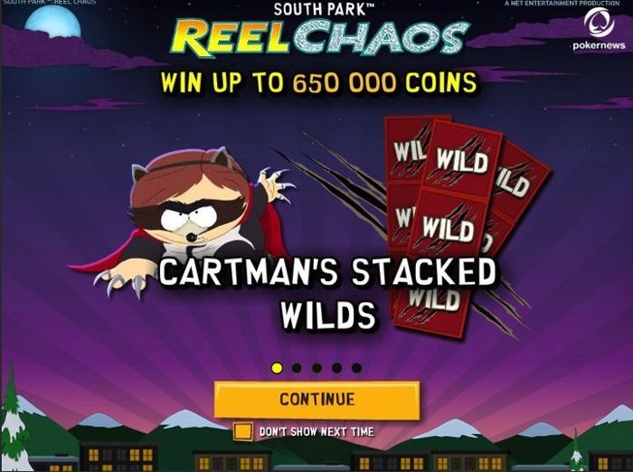 South Park Reel Chaos free real money games
