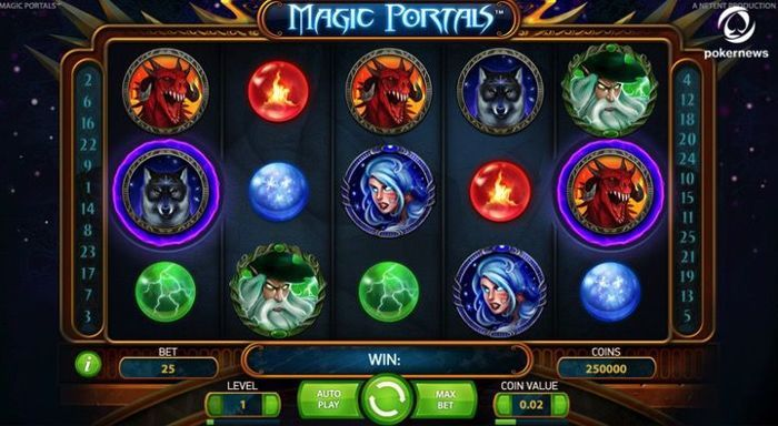 Magic Portals slot apps to win real money