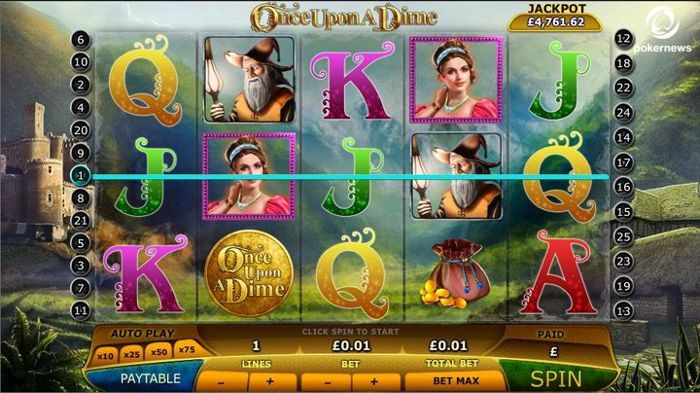 Once Upon a Dime Slot that Pay Cash