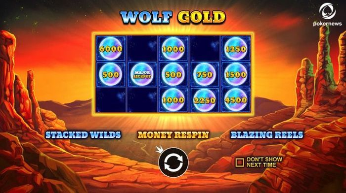 Wolf Gold free money Slots