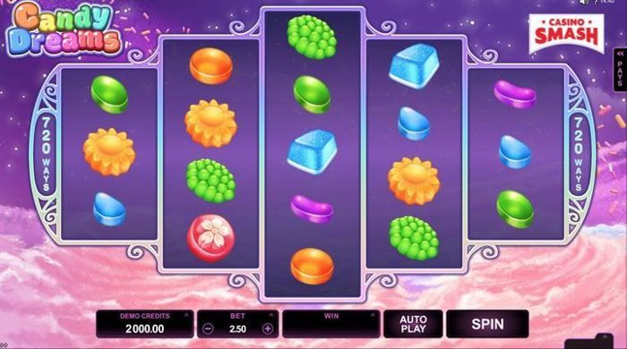 Play Candy Dreams Slot Machine Online