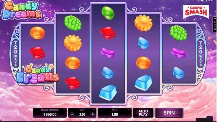 Candy Dreams Slot Game