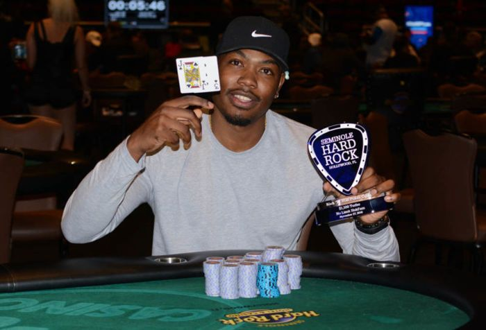 Will Givens wins 2018 Rock 'N' Roll Poker Open event
