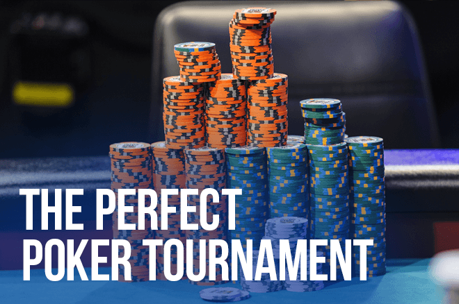 The Perfect Poker Tournament