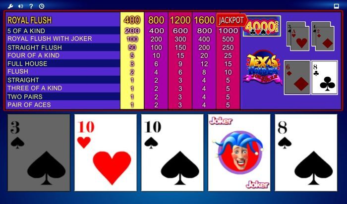 Top Free Joker Poker Games to Play With a Bonus | PokerNews