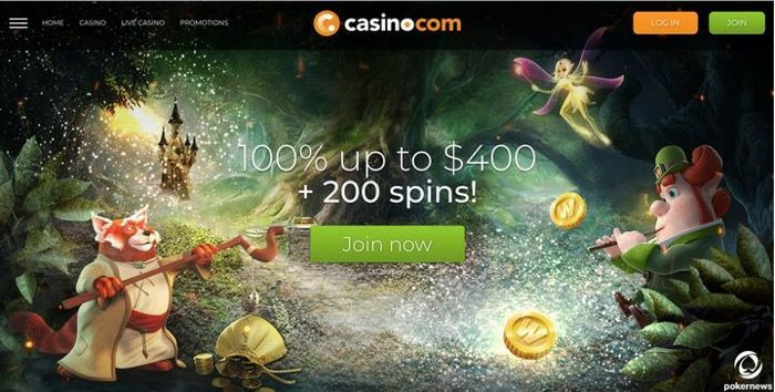 Casino.com Android Casino App for an Android User
