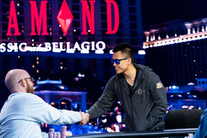 Ping Liu in the WPT Five Diamond