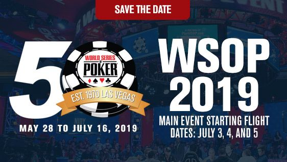 2019 World Series of Poker Schedule Sneak Peek 101