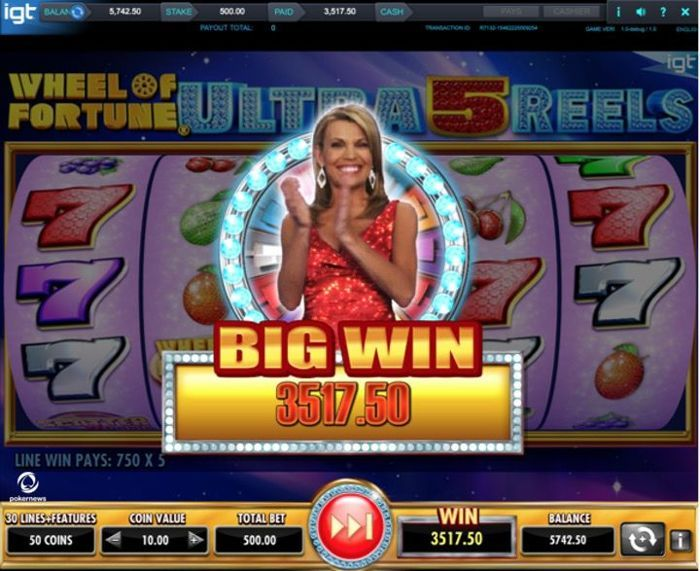 free slots wheel of fortune no download no registration