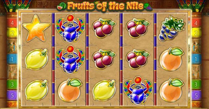 fruits of the nile vegas free slot