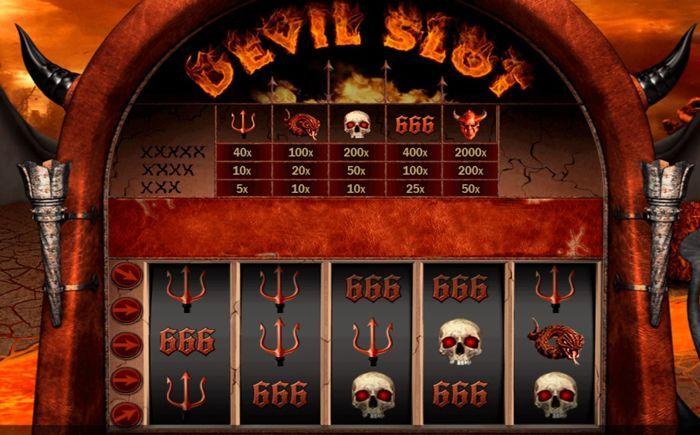 devil slot vegas slot online