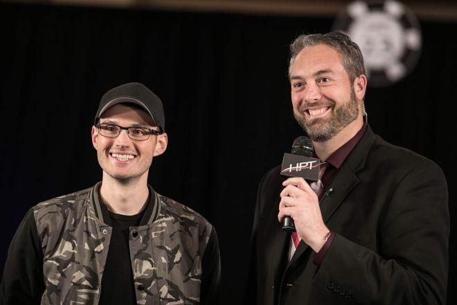 Aaron Johnson Talks Winning MSPT & HPT POY Titles in Same Year 101