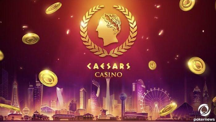 Caesar's Casino online USA with Bonus Rounds