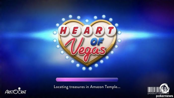 The gambling site Heart of Vegas is one of the best American online Casinos to play video Slots but not Scratch Cards