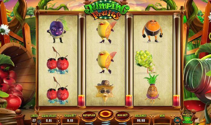 jumping fruits slots