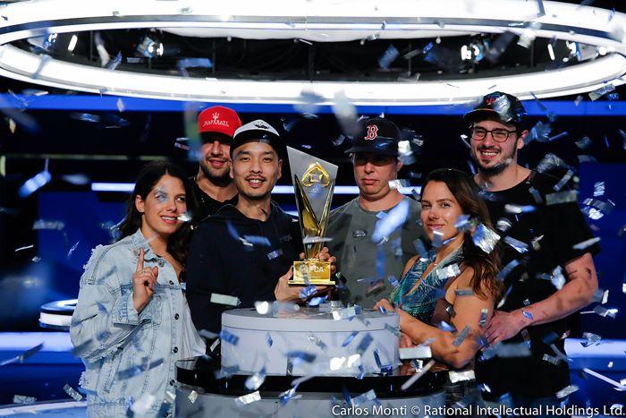 Chino Rheem Wins the 2019 PCA Main Event