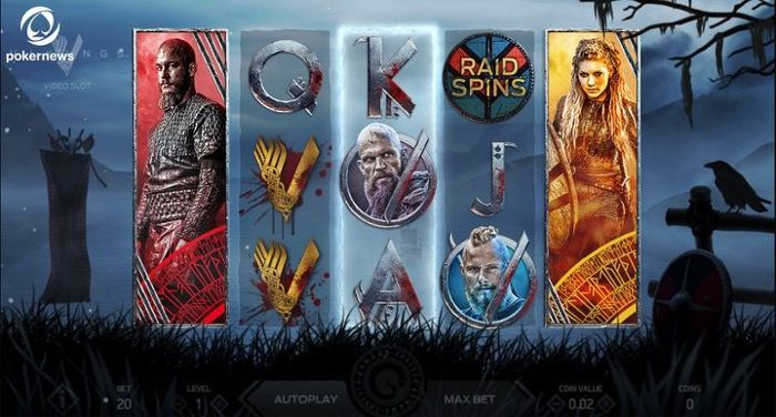 Vikings is one of the best online slots to win in the UK