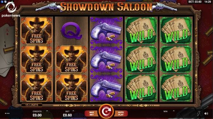 Showdown Saloon is like House of Doom - but better