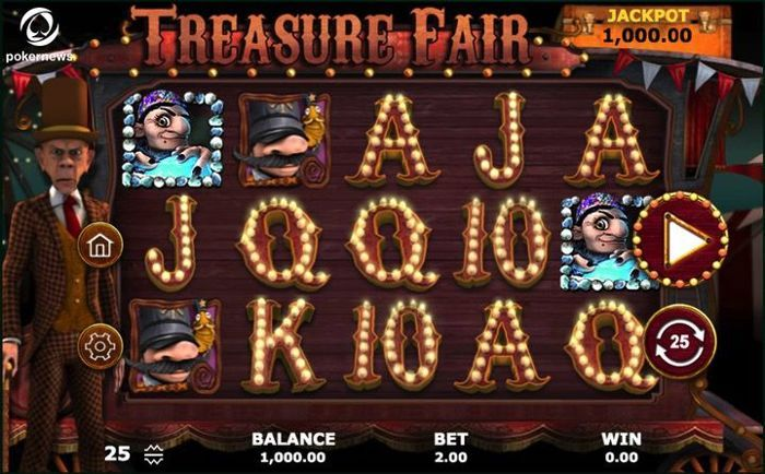 Treasure Fair Online Slot