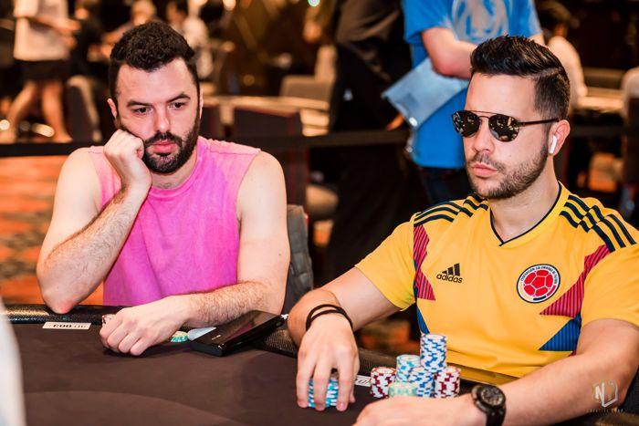 Matthew Wakeman & Farid Jattin