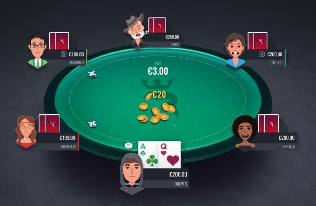Galfondova poker soba DANES odpira svoja vrata za beta testiranje 101