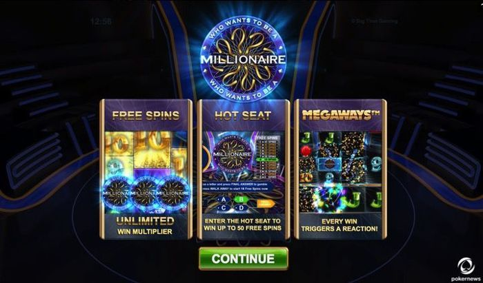 Who Wants to be a Millionaire: The Online Game | PokerNews