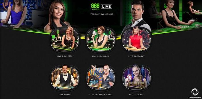 888Casino is one of the best online sites to play Live Dealer Blackjack Games