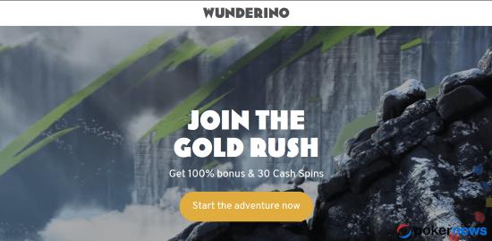 online casino promo codes for Wunderino Casino