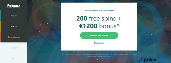 Casino Rewards Bonus Codes