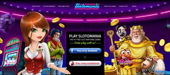 Lastest bonus code to play at Slotomania