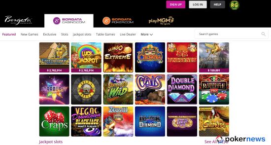 Borgata Casino NJ bonus