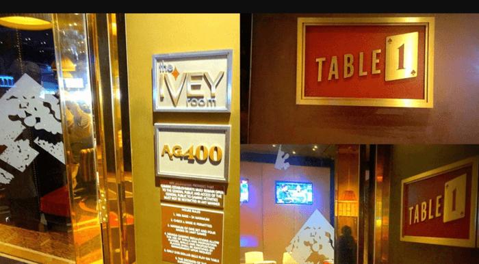 [VIDEO] La salle Phil Ivey n'existe plus à l'ARIA 101