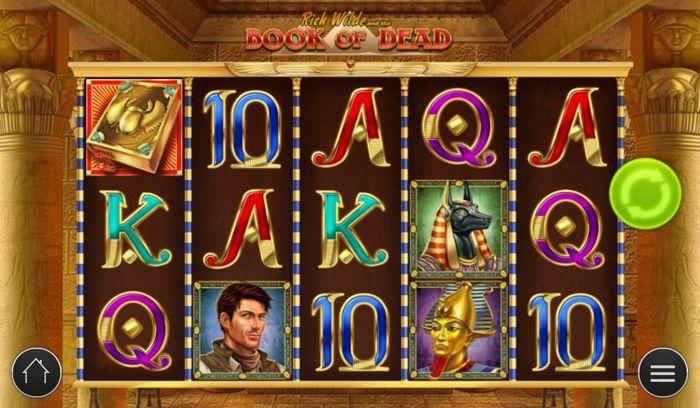 book of dead free spins casino bonus