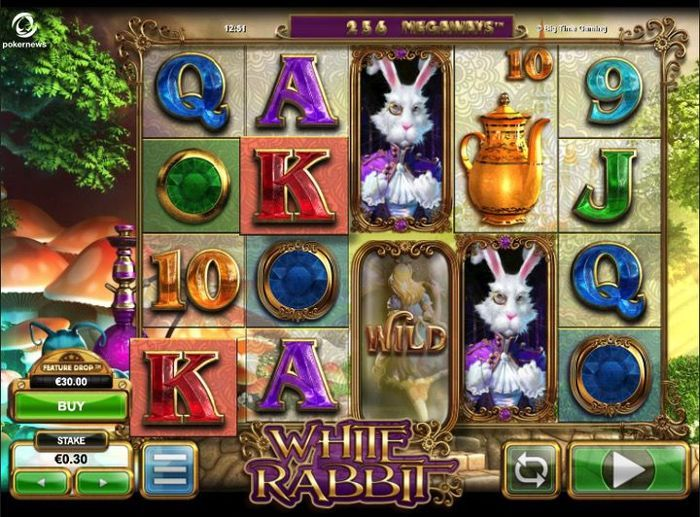 White Rabbit Online Casino