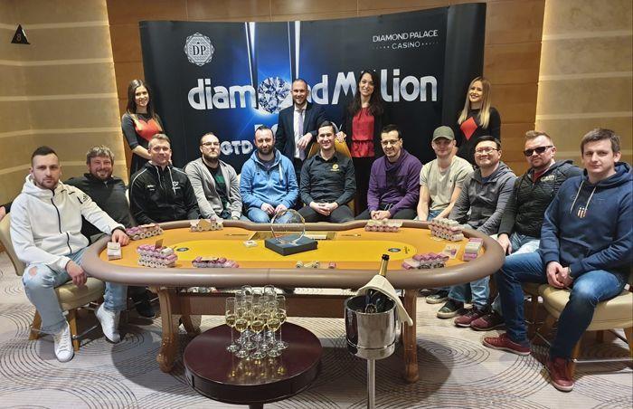 Robert Slana premočan za konkurenco na turnirju Diamond Million v Zagrebu! 101
