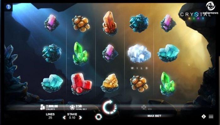 Crystal Rify Popular Slot 2019