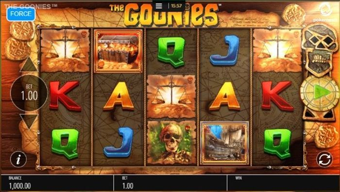 The Goonies Slot Online Game