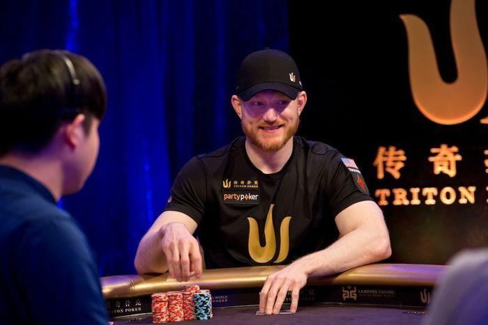 Triton Poker Ambassador Jason Koon