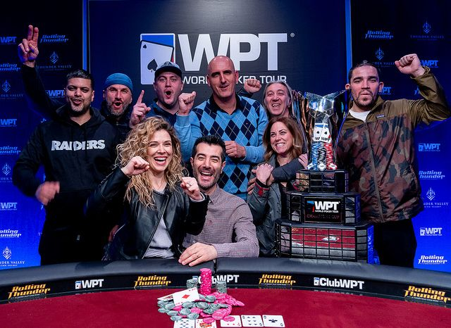 Erkut Yilmaz Claims Second WPT Title at Thunder Valley, Leads POY Race 102