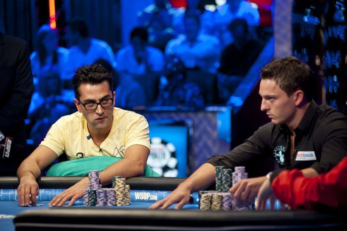 Antonio Esfandiari & Sam Trickett