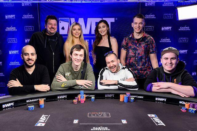 Второ място и 3,750 за Борис Колев на 2019 World Poker Tour... 101