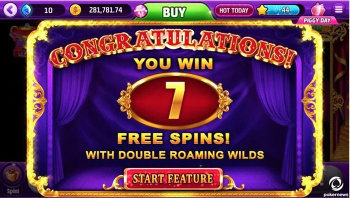 Double Comedy Slot Free Spins