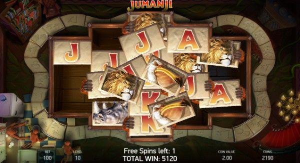 Spiele Jumanji - Video Slots Online