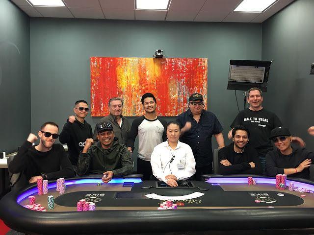 The Mega Millions XX Final Table