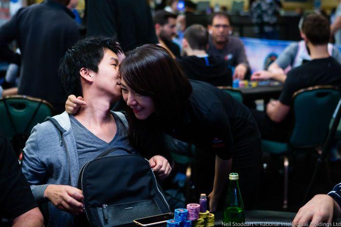 Randy Lew et Celina Lin