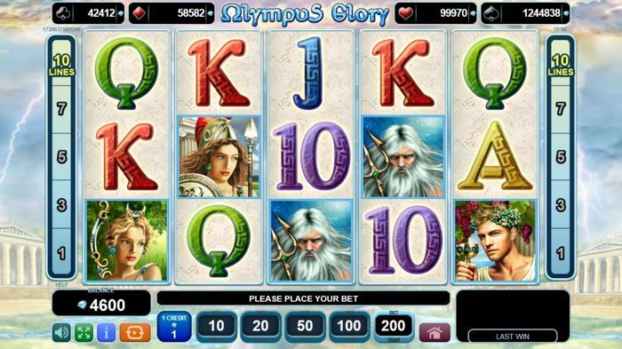 World series poker online free