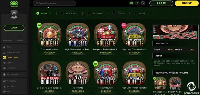 Real Money Online Roulette Top Sites To Play In 2020 Pokernews
