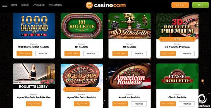casino sites abroad