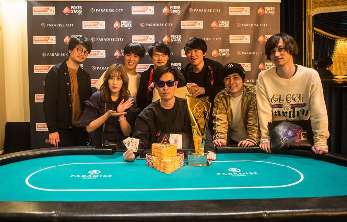 Keiji Takahashi Wins the 2019 APPT Korea High Roller